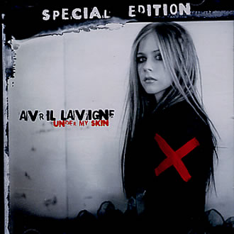 Avril Lavigne-Forgotten Lyrics