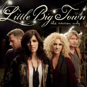 Little Big Town- Rain On A Tin Roof Lyrics