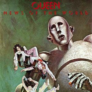 QUEEN - ews Of The Worl