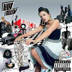 Lily Allen-Not Big Lyrics