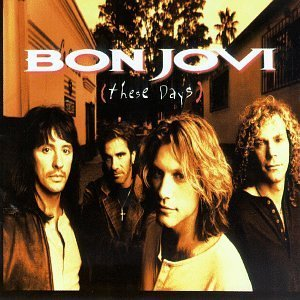 Bon Jovi-Something For The Pain Lyrics