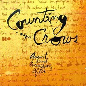 Counting Crows - ugust And Everything Afte