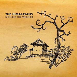 Counting Crows - he Likes The Weather (1991)  (THE HIMALAYANS album (pre-Counting Crows
