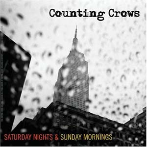 Counting Crows-Le Ballet D'or Lyrics