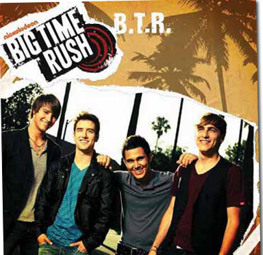 Big Time Rush- Oh Yeah Lyrics