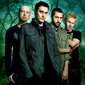 Breaking Benjamin- Blow Me Away Lyrics