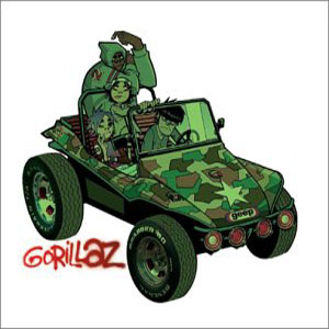 Gorillaz- Rock The House Lyrics