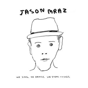 Jason Mraz- Lucky Lyrics (feat. Colbie Caillat)