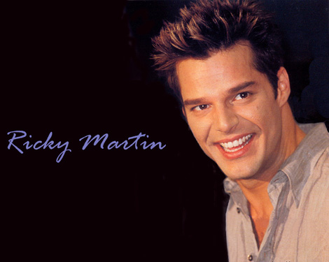 Ricky Martin- Shine Lyrics