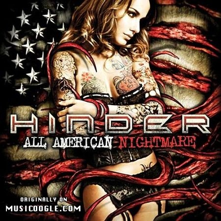 Hinder- Bad Mutha Fucka Lyrics