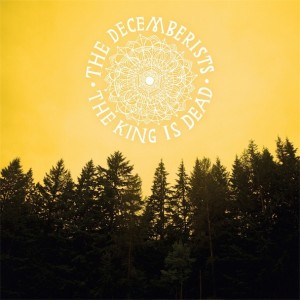 The Decemberists - Dear Avery Lyrics