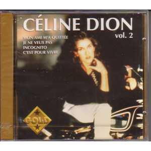 Celine Dion - Gold, Vol. 2