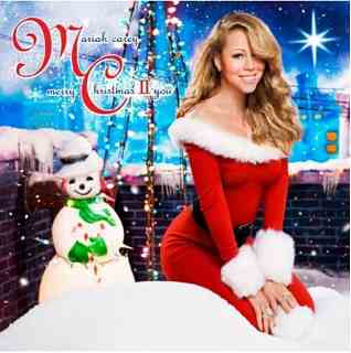 Mariah Carey- When Christmas Comes Lyrics