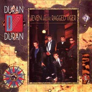 Duran Duran- New Moon On Monday Lyrics