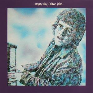 Elton John- Empty Sky Lyrics