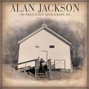 Alan Jackson- The Old Rugged Cross Lyrics