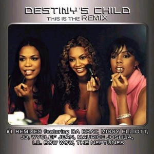Destiny's Child- Say My Name (Timbaland Remix) Lyrics