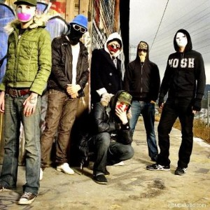 Hollywood Undead- Scene For Dummies Lyrics