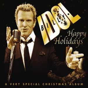 Billy Idol- Jingle Bell Rock Lyrics