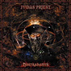 Judas Priest- Nostradamus Lyrics