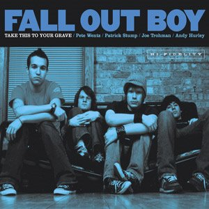 Fall Out Boy- Dead On Arrival Lyrics