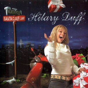 Hilary Duff xmas album