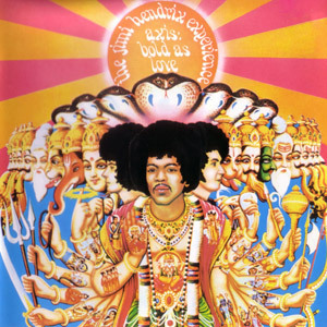 Jimi Hendrix- One Rainy Wish Lyrics