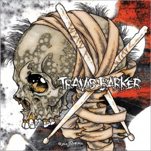 Travis Barker - Devil's Got A Hold Of Me Lyrics (feat. Slaughterhouse)