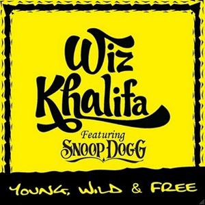 Wiz Khalifa- Young, Wild & Free Lyrics (with Snoop Dogg)