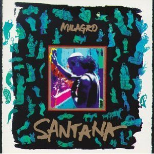 Santana- Agua Que Va Caer Lyrics