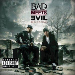 Bad Meets Evil- Above The Law Lyrics (feat. Claret Jai)