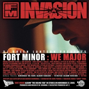 Fort Minor - Fort Minor: We Major