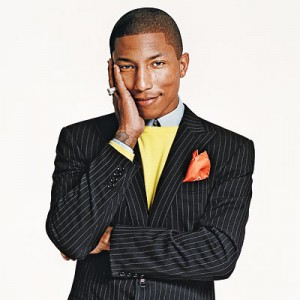Pharrell Williams- Frontin' Lyrics (feat. Jay-Z)