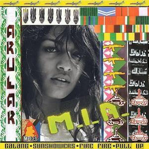 M.I.A.- Amazon Lyrics