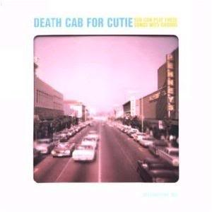 Death Cab For Cutie- New Candles Lyrics