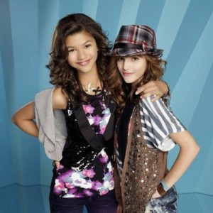 Bella Thorne & Zendaya - Contagious Love Lyrics