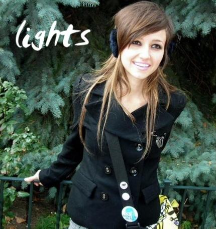 Lights- Everybody Breaks A Glass Lyrics (feat Holy F**k & Shad)