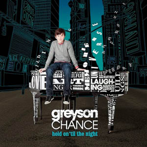 Greyson Chance- Take A Look At Me Now Lyrics