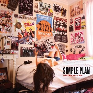 Simple Plan - Anywhere Else But Here Lyrics