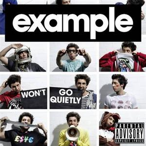 Example- Won't Go Quietly Lyrics