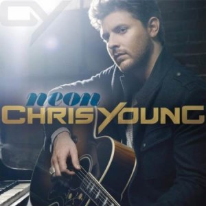 Chris Young- When She's On Lyrics