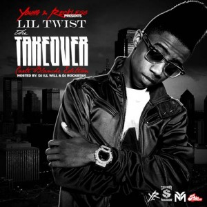 Lil Twist - The Takeover: Carte Blanche Edition