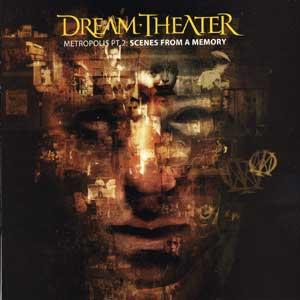 Dream Theater- Scene Three: I. Through My Words Lyrics