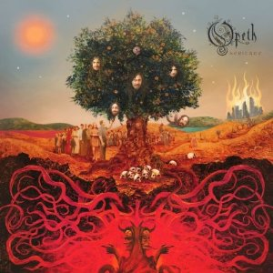 Opeth- The Lines In My Hand Lyrics