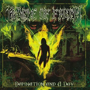 Cradle of Filth - A Bruise Upon The Silent Moon Lyrics