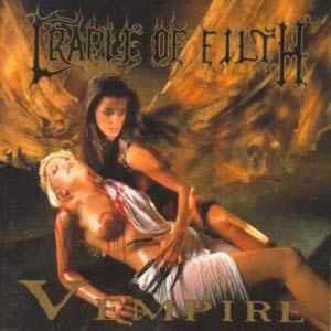 Cradle Of Filth - V Empire (Or Dark Faerytales In Phallustein)