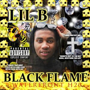 Lil' B - Black Flame