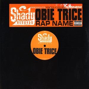 Obie Trice - Rap Name Lyrics