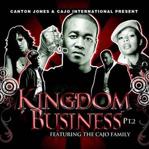Canton Jones - Kingdom Business Pt.2