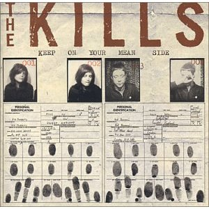 The Kills - Fried My Little Brains Lyrics